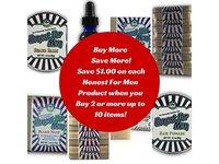 Maple Hill Naturals Honest for Men Shampoo Bar, 4 oz - Image 5