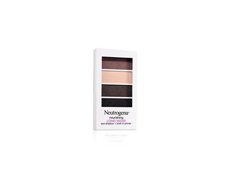 Neutrogena Nourishing Long Wear Eye Shadow + Built-in Primer, Soft Taupe, 0.24 Ounce