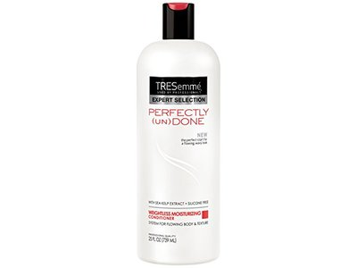 Tresemme Conditioner Perfectly (un) Done, 25 Ounce