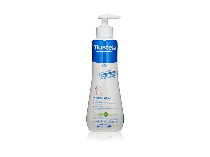 Mustela Hydra Bebe Body Lotion,10.14 Fluid Ounce