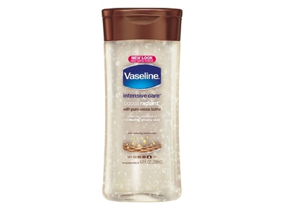 Vaseline Intensive Care Vitalizing Gel Body Oil with Brazillian Nut and Almond Oils 6.8 fl oz (200 m