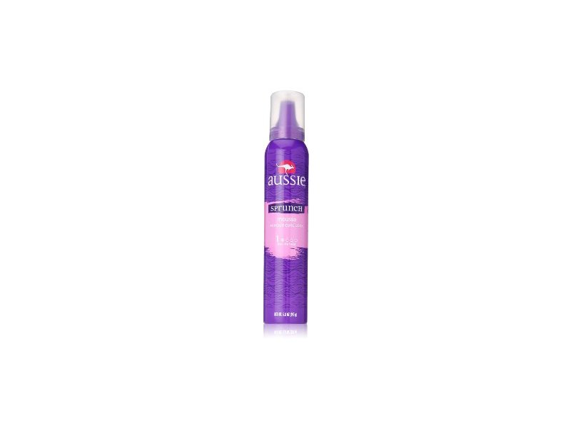 Aussie Sprunch Hair Mousse + Leave-in Conditioner