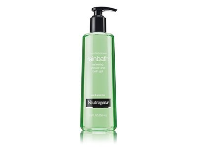 Neutrogena Rainbath Renewing Shower and Bath Gel, Pear and Green Tea, 8.5 Ounce (Pack of 6)