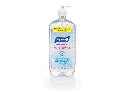 Purell Advanced Hand Sanitizer, Original, 33.8 fl oz