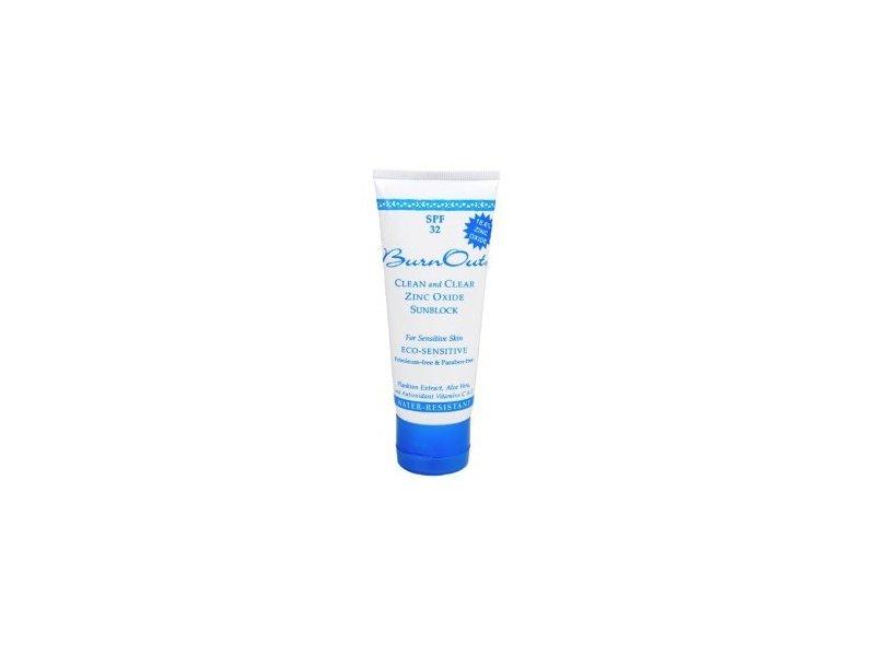 BurnOut Eco Sensitive SPF 35 Sunscreen