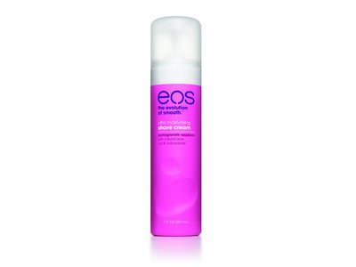 EOS Ultra Moisturizing Shave Cream, Pomegranate Raspberry, 7 fl oz