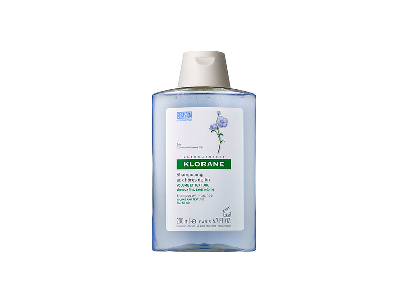 Klorane Shampoo with Flax Fiber, 6.7 oz