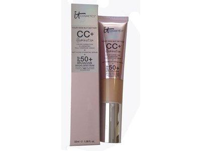 it Cosmetics CC+ Illumination, SPF 50+, Medium