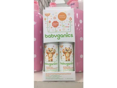 Babyganics Alcohol-free Foaming Hand Sanitizer, 8.45 fl oz - Image 12