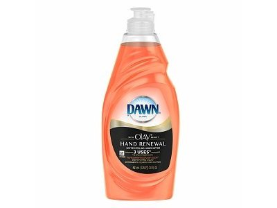Dawn Ultra Dishwashing Liquid with Olay, Pomegranate Splash Scent, 20 fl oz