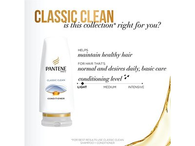 Pantene Pro-v Classic Care Conditioner, Procter & Gamble - Image 7