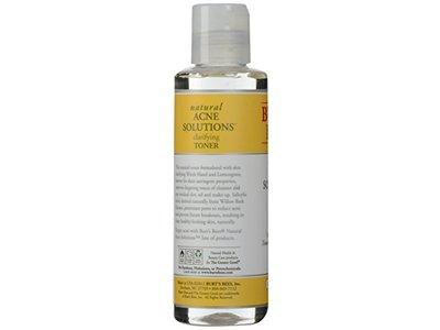 Burt's Bees Natural Acne Solutions Clarifying Toner - Image 6