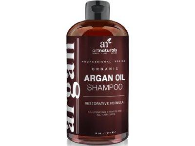 ArtNaturals Organic Daily Argan Oil Shampoo, 16 oz