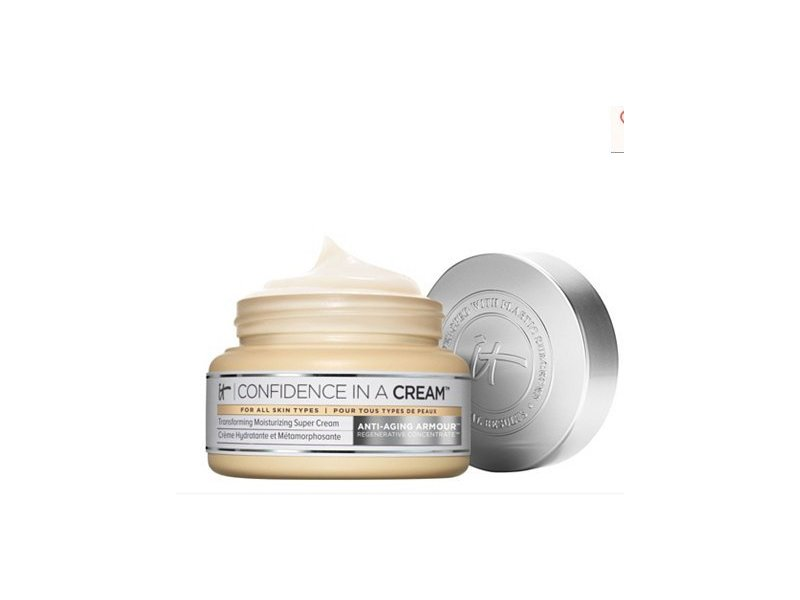 It cosmetics confidence in a cream moisturizer reviews