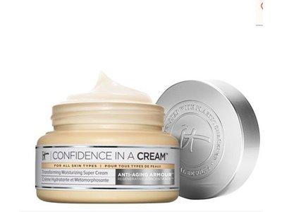 it Cosmetics Confidence in a Cream Moisturizer, 2 fl oz - Image 1