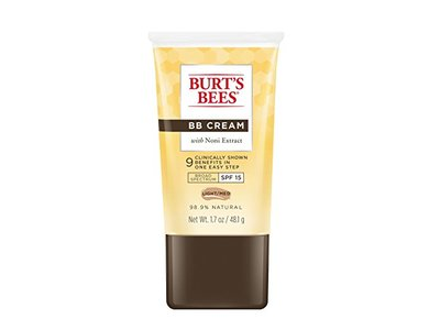 Burt's Bees BB Cream with SPF 15, Light / Medium, 1.7 ounces