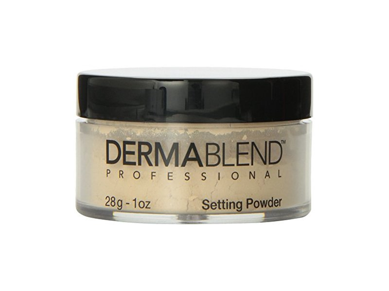 Dermablend Loose Setting Powder, Cool Beige, 1 oz