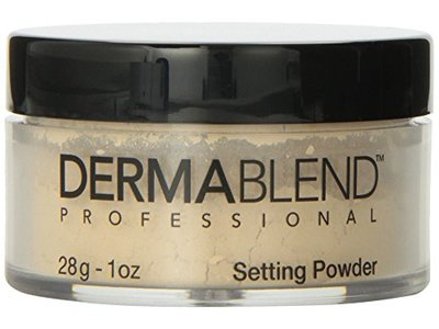 Dermablend Loose Setting Powder, Cool Beige, 1 oz - Image 1