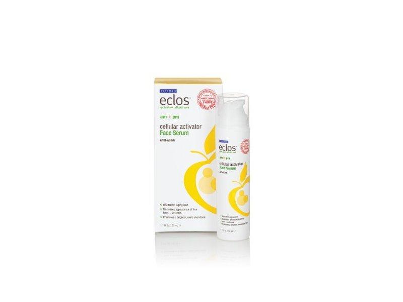 Eclos Cellular Activator Face Serum, 1.7 fl oz