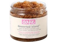 Cake Beauty Desserted Island Smoothing Brown Sugar Body Scrub, 21 oz - Image 2