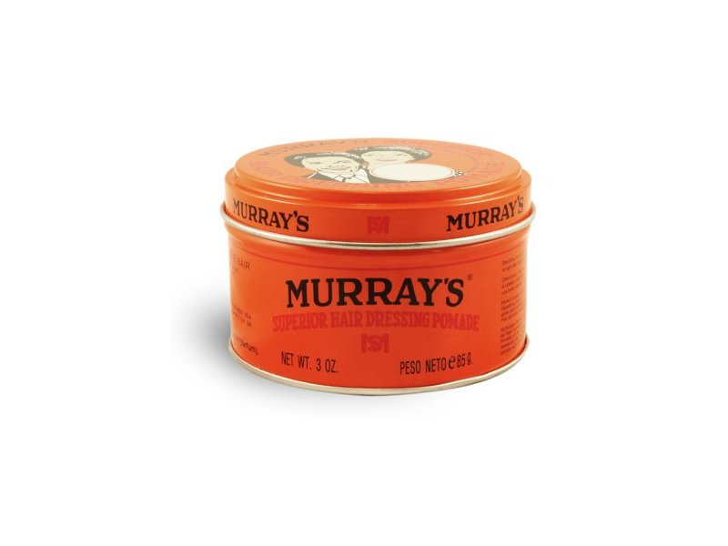 Murray's Superior Hair Dressing Pomade, 3 oz (Pack of 3)
