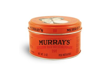 Murray's Superior Hair Dressing Pomade, 3 Ounce (Pack of 3) - Image 1
