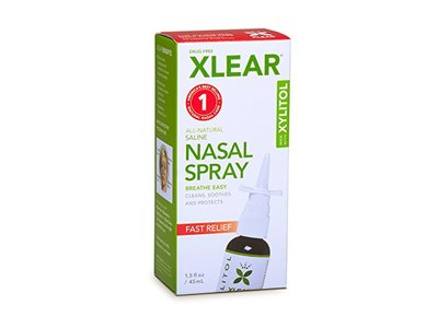 Xlear All Natural Saline Nasal Spray 1.50 Ounces (Pack of 3) - Image 3