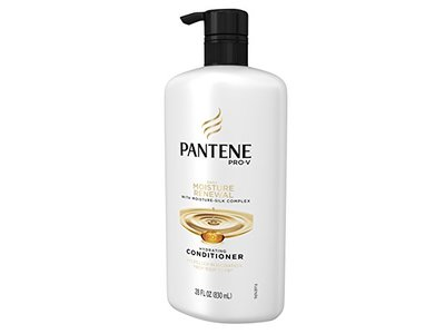 Pantene Pro-V Daily Moisture Renewal Hydrating Conditioner 28 fl oz with Pump (Product Size May Vary) - Image 5