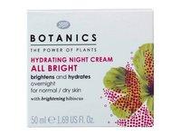 Boots Botanics All Bright Hydrating Night Cream - 1.69 oz - Image 2