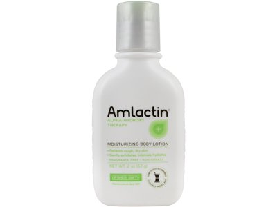 Amlactin Moisturizing Body Lotion, Upsher-Smith Laboratories - Image 1