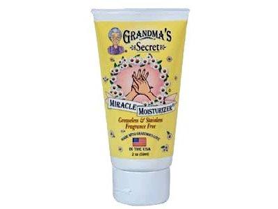 Grandma's Secret Miracle Moisturizer, Fragrance-Free, 2 oz