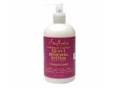 SheaMoisture Superfruit Complex 10-in-1 Renewal System Conditioner 13 Oz.