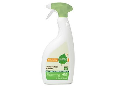 Seventh Generation Disinfecting Multi-Surface Cleaner, Lemongrass Citrus Scent, 26 fl oz - Image 1