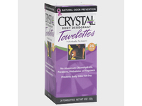 Crystal Body Deodorant Towelettes, Unscented, 24 pack - Image 2