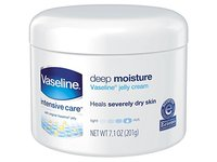 Vaseline Jelly Deep Moisture Cream, 7.1 Ounce - Image 2