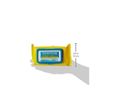 Preparation H Medicated Hemorrhoidal Wipes Refill, 48 Count - Image 5
