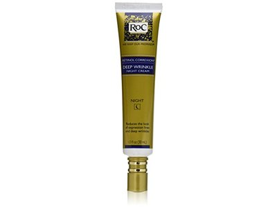 ROC Retinol Correxion Deep Wrinkle Night Cream, Johnson & Johnson - Image 9
