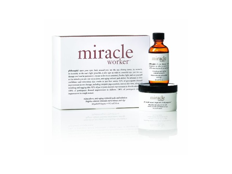 Philosophy The Miracle Worker Miraculous Anti-aging Concentrate