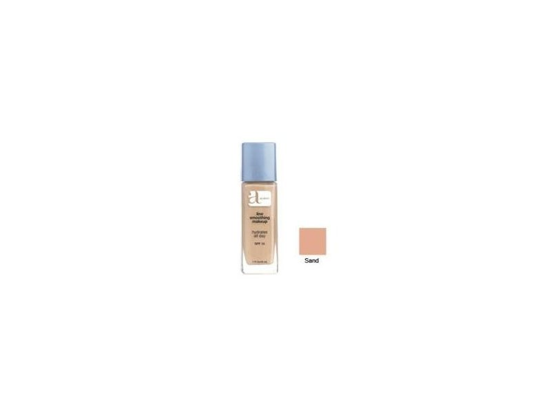 Almay Line Smoothing Liquid Makeup for Dry Skin, SPF 15, Sand