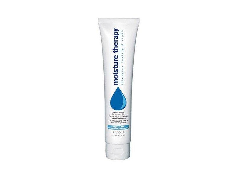 Avon Moisture Therapy Intensive Healing & Repair Hand Cream Extra Dry Skin 4.2 Fl Oz. Fragrance Free