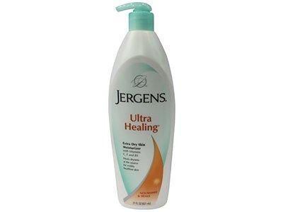 Jergens Ultra Healing Extra Dry Skin Moisturizer, 21 Ounce Bottle