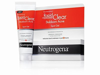 Neutrogena Rapid Clear Stubborn Acne Medicine Spot Treatment Gel