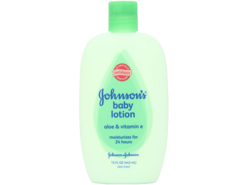 Johnson's Baby Lotion with Aloe Vera & Vitamin E, Johnson & Johnson