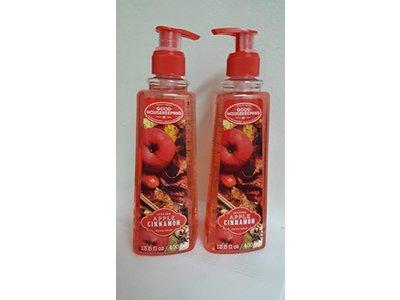 Good Housekeeping Hand Soap, Apple Cinnamon, 13.5 fl oz