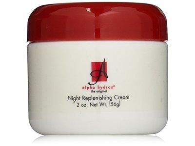 Alpha Hydrox Night Replenishing Creme - 2 oz