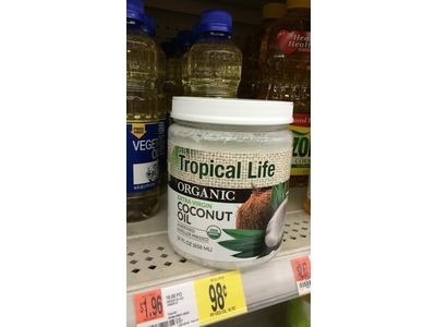 Topical Life Organic Coconut Oil - Image 3