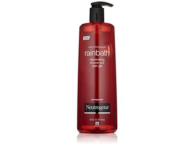 Neutrogena Rainbath Rejuvenating Shower Gel, Pomegranate, 16 Fluid Ounce