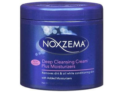 Noxzema Plus Moisturizers Cleansing Cream, Procter & Gamble - Image 1