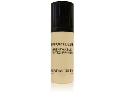 Sunday Riley Effortless Breathable Tinted Primer-Medium