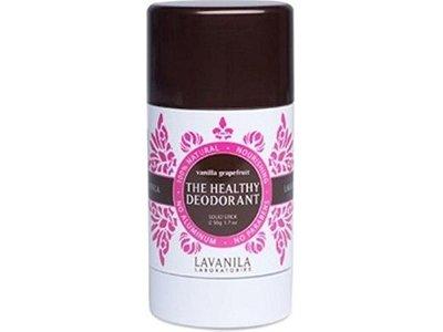 Lavanila Vanilla Grapefruit The Healthy Deodorant Stick, 2 Ounce -- 1 each.